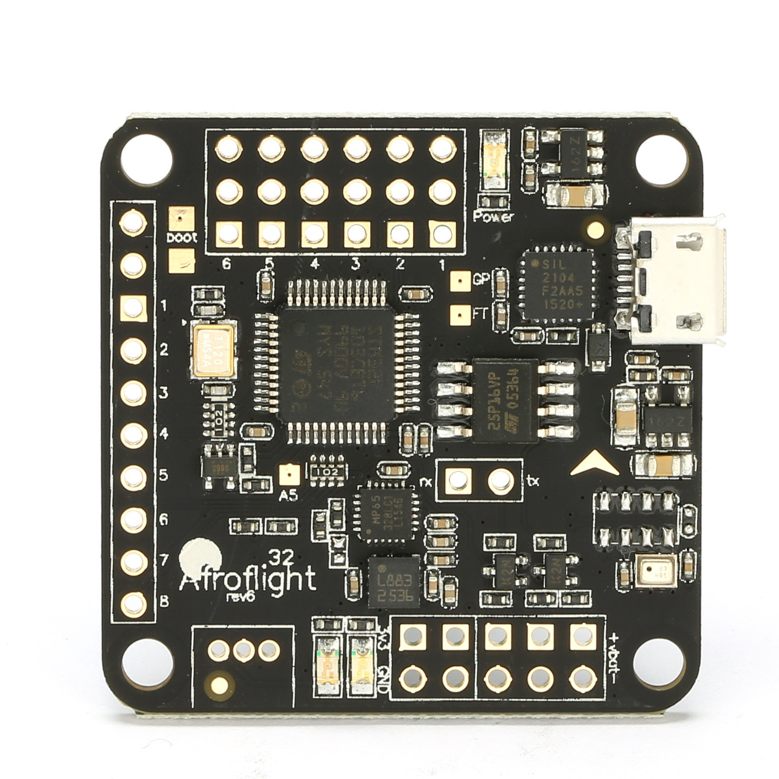 Naze 32 Rev.6 6 DOF Flight Controller