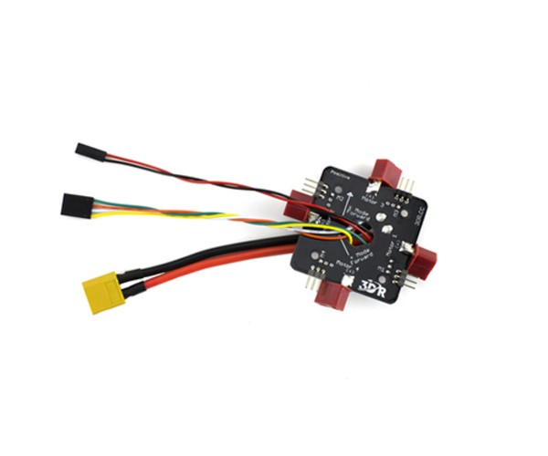 ArduCopter 3DR Quadcopter Power Distribution Board