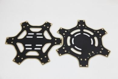 F550 Flame Wheel Replacement Plates