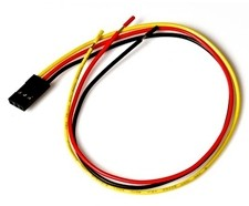 Sonar cable 3 pin 24cm