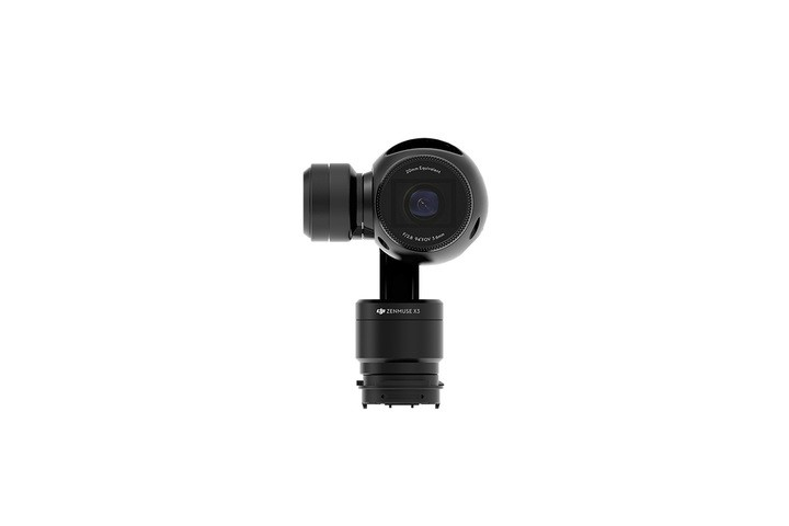 DJI Osmo Gimbal And Camera 1
