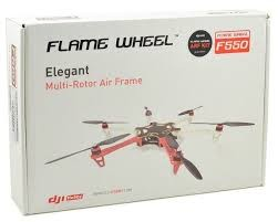 DJI F550 E300 Flame Wheel Kit ARTF