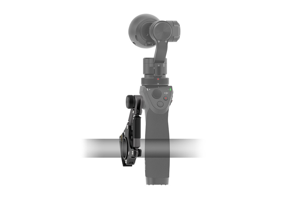 DJI Osmo 3 Axis Handheld Gimbal Bike Mount