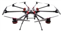 DJI S1000 Octocopter Plus + DJI A2 M