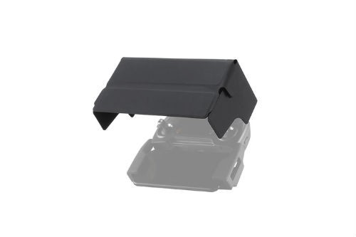 DJI Mavic Remote Controller Monitor Hood Close