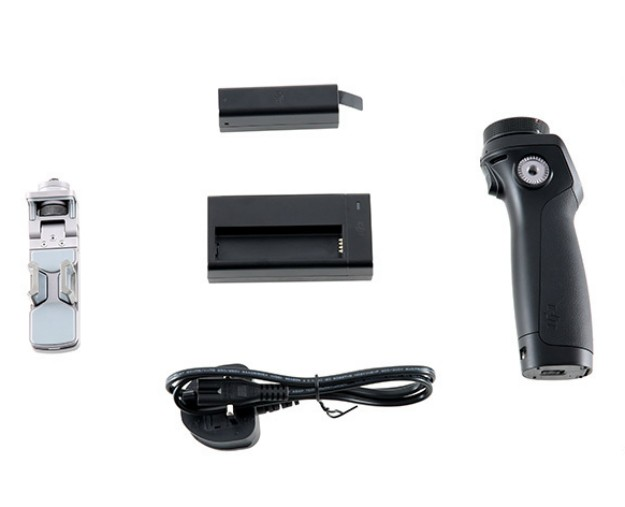 DJI Osmo Handle Kit Includes Battery, Charger, Phone Holder. Gimbal And Camera Not included