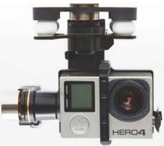 DJI Zenmuse H4-3D Gimbal for GoPro Hero 4