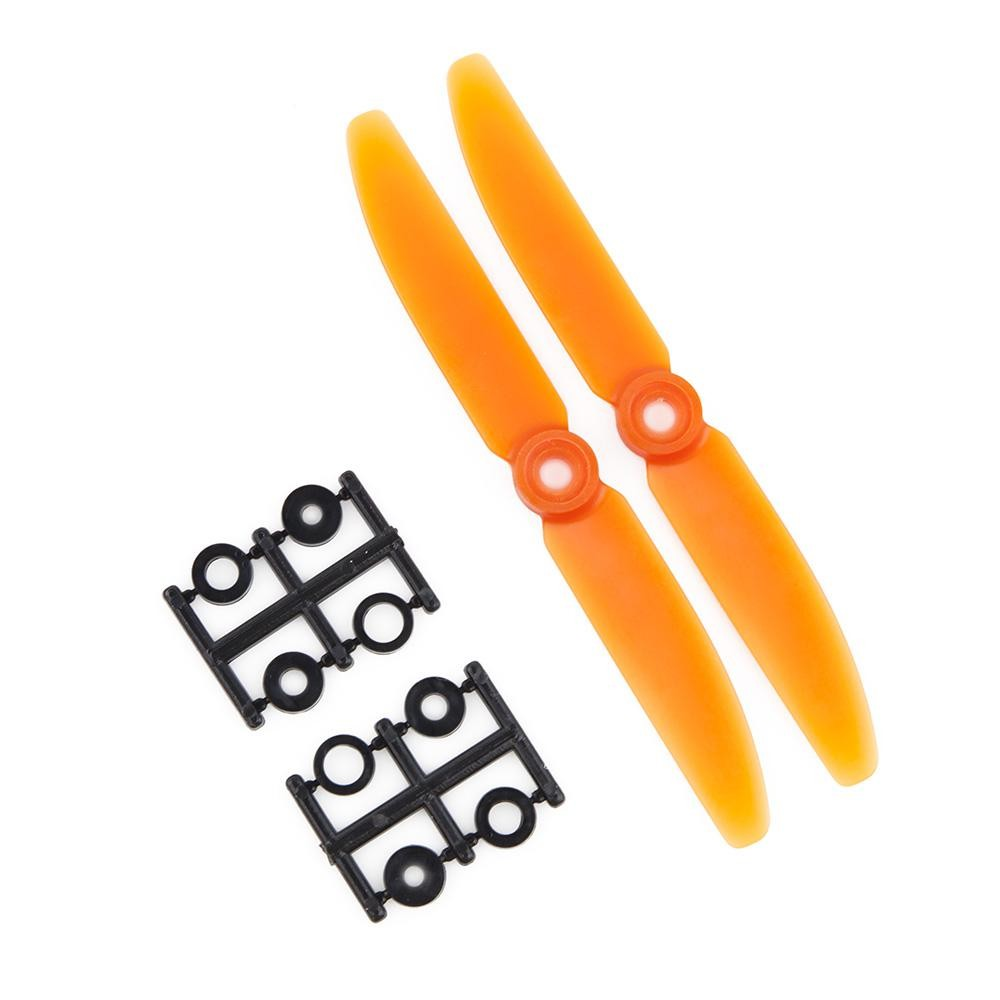 HQProp 5x3 CW Propellers Orange