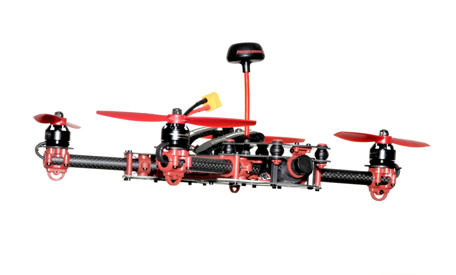 ImmersionRC Vortex 285 ARTF Mini Racing Quad With T Motors