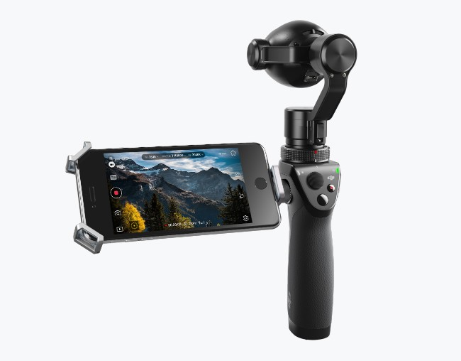 Osmo Plus 3 Axis Handheld Camera Gimbal
