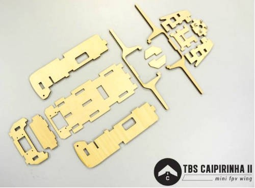 TBS Caipirinha 2 Wooden Parts Body