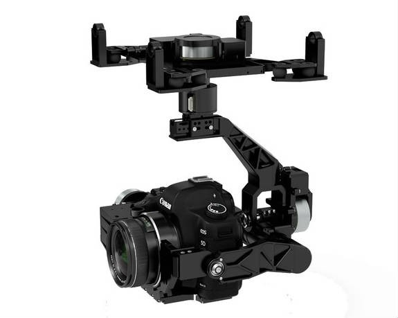 DJI Zenmuse Canon Z15-5D Mark III HD Gimbal (Camera Not Included)
