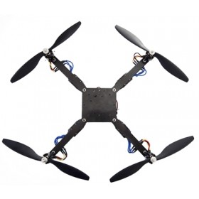 Scout 3 Carbon Fiber ARTF Quadcopter Kit