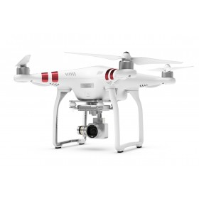 DJI Phantom 3 Standard With Hard Shell Backpack & Spare Battery
