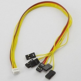 Eagle Tree Vector Extended Receiver Harness