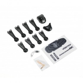 ImmersionRC Vortex 150 Mini Crash Kit 1 Black