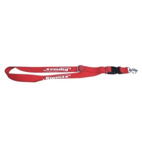 Ripmax Deluxe Neck Strap Red