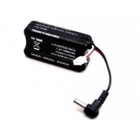 FatShark 7.4V 1000mAh Battery