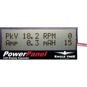 Eagle Tree PowerPanel LCD Display