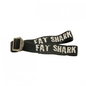 Fatshark Video Goggle Black Color Head Strap