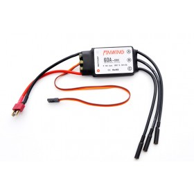 Finwing 60 Amp Brushless ESC