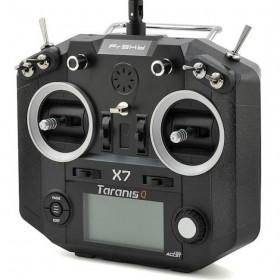 FrSky ACCST Taranis Q X7 2.4GHz 16 channel Radio Transmitter Black