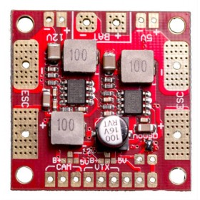 RaceFlight PDB Power Distribution Board with 5v and 12v Regulators