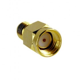RP-SMA Male to SMA Female Adapter