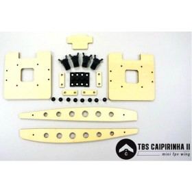 TBS Caipirinha 2 Wooden Parts Wing