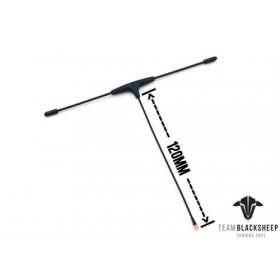 TBS Crossfire Immortal T Antenna V2 Extended